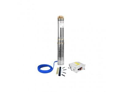 Скважинный насос JEMIX 4-SDM-2-30 для чистой воды
