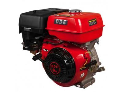 Двигатель бензиновый 4-х тактный DDE 173F-Q19 (фильтр-картридж, датчик уровня масла)