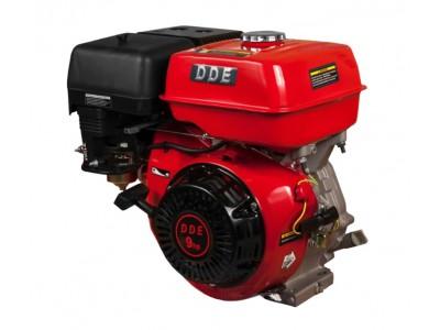 Двигатель бензиновый 4-х тактный DDE 177F-S25 (фильтр-картридж, датчик уровня масла)