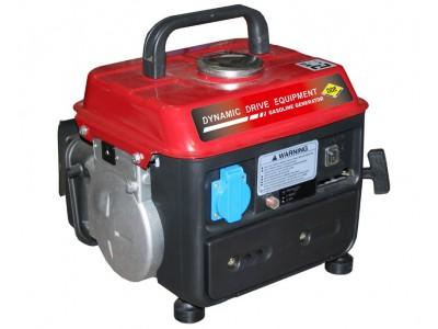 Генератор бензиновый DDE GG950DC в кожухе