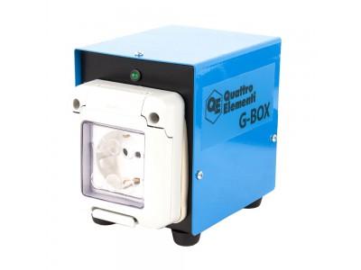 QUATTRO ELEMENTI G-BOX  -  ЗАЩИТА ОТ ИМПУЛЬСНЫХ ПОМЕХ  (для всех инверторов 220В)