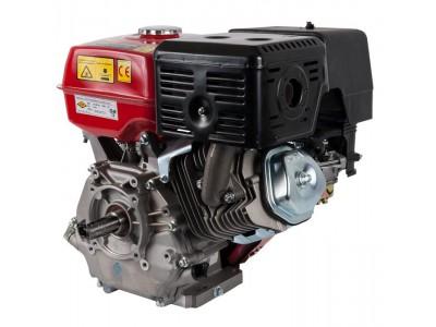 Двигатель бензиновый четырехтактный DDE 190F-S25G (фильтр-картридж, датчик уровня масла, генерирующая катушка 80W)