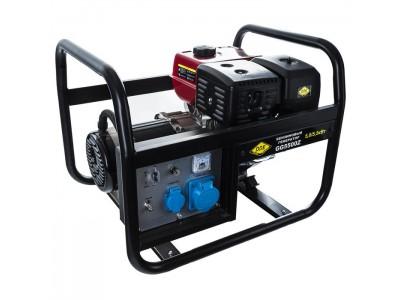 Генератор бензиновый DDE GG5500Z