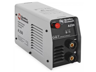 Аппарат электродной сварки, инвертор QUATTRO ELEMENTI A 250