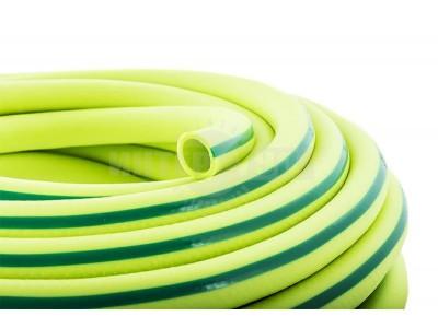 Шланг для воды садовый QE ExtraFless 5/8 20 м, армированный, 3,0 мм, резина+ПВХ
