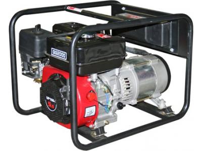 Генератор бензиновый DDE GG2000