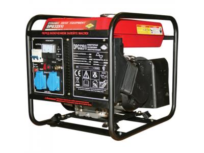 Генератор бензиновый DDE DPG3251i