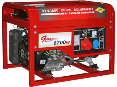 Генератор бензиновый DDE DPG7553E