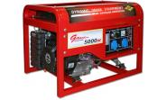 Генератор бензиновый DDE DPG7551E