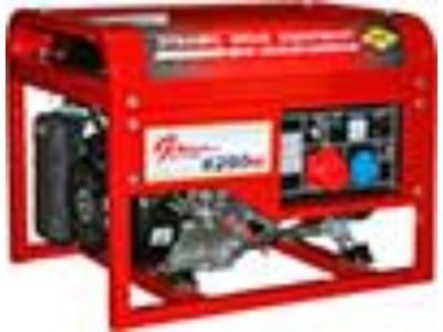 Генератор бензиновый GEKO 6400 ED-AA/HHBA