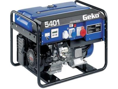 Портативная электростанция GEKO 5401 ED-AA/HHBA