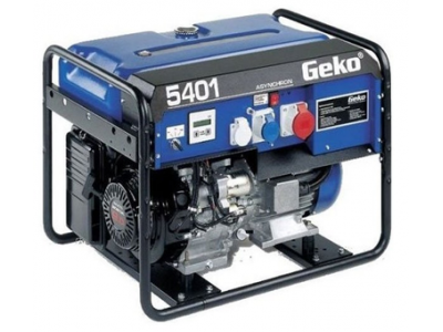 Генератор бензиновый GEKO 5401 ED-AA/HEBA
