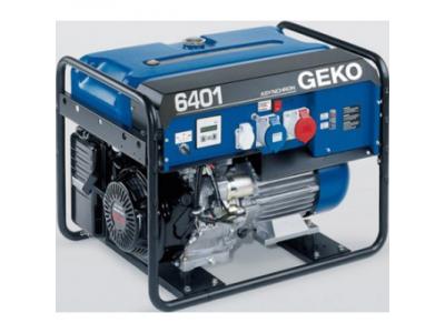 Генератор бензиновый GEKO 6401 ED-AA/HEBA