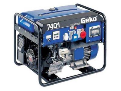 Генератор бензиновый GEKO 7401 E-AA/HEBA
