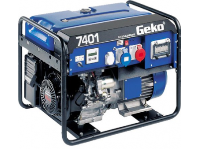 Генератор бензиновый GEKO 7401 E-AA/HEBA+BLC