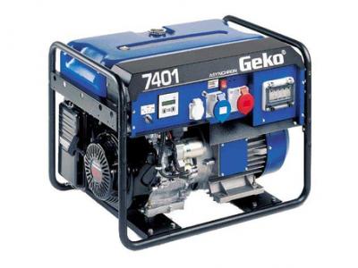 Генератор бензиновый GEKO 7401 ED-AA/HEBA+BLC