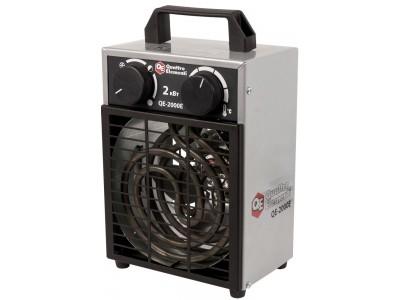 Нагреватель воздуха электрический QUATTRO ELEMENTI QE- 2000E (режим вентилятора)