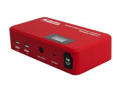 Пусковое устройство QUATTRO ELEMENTI Energia 2500 Li  (USB, сумка)