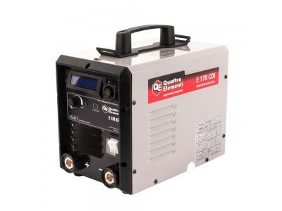 Аппарат электродной сварки, инвертор QUATTRO ELEMENTI E 170 (Дисплей, TIG-Lift)
