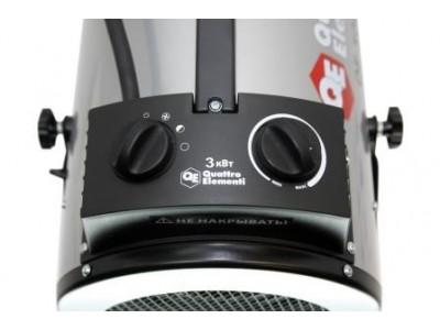 Нагреватель воздуха электрический QUATTRO ELEMENTI QE-3000 ETN (цилиндр)