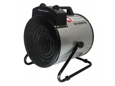 Нагреватель воздуха электрический QUATTRO ELEMENTI QE-6000 ETN (цилиндр)