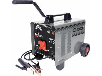 Аппарат электродной сварки, трансформатор QUATTRO ELEMENTI Robust 210
