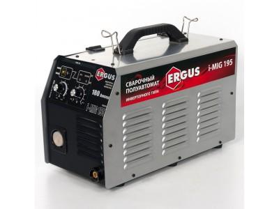 Аппарат полуавтомат. сварки, инвертор QUATTRO ELEMENTI i-MIG 195