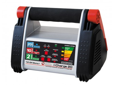 Зарядное устройство QUATTRO ELEMENTI i-Charge 20 (полный автомат)