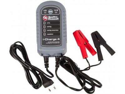 Зарядное устройство QUATTRO ELEMENTI i-Charge 4 (полный автомат)