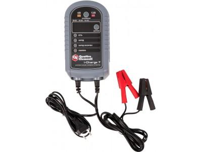 Зарядное устройство QUATTRO ELEMENTI i-Charge 7 (полный автомат, дисплей)
