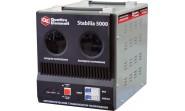Стабилизатор напряжения QUATTRO ELEMENTI Stabilia 5000 (байпас)