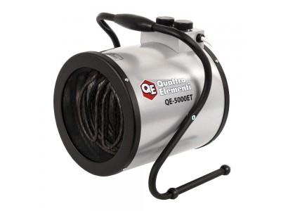 Нагреватель воздуха электрический QUATTRO ELEMENTI QE- 5000ET (цилиндр)