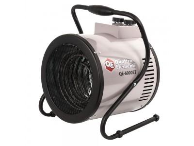 Нагреватель воздуха электрический QUATTRO ELEMENTI  QE-6000ET (цилиндр)