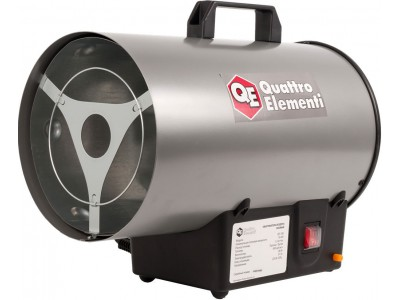 Нагреватель воздуха газовый QUATTRO ELEMENTI QE-18G (режим вентилятора)