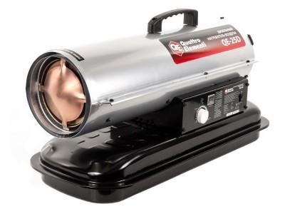 Нагреватель воздуха дизельный прямого нагрева QUATTRO ELEMENTI QE- 25D