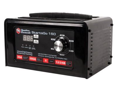 Пуско-зарядное устройство QUATTRO ELEMENTI Start & Go 150