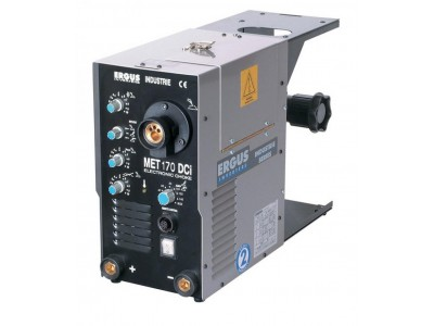 Аппарат полуавтомат. сварки, инвертор QUATTRO ELEMENTI MET 170 DCi + TIG + MMA