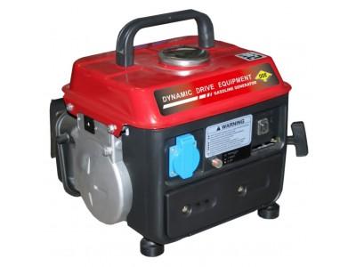 Бензиновый генератор DDE GG 950 DC