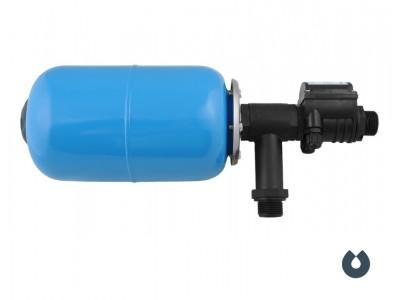 Комплект автоматики UNIPUMP АКВАРОБОТ ТУРБИ с гидроаккумулятором 5 л