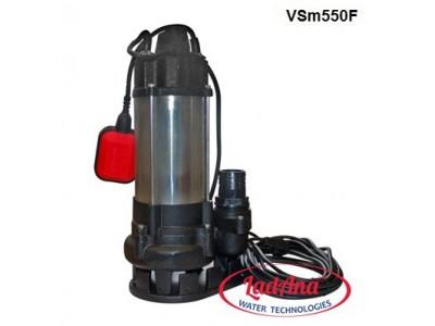 Насос фекальный VSm550F LadAna